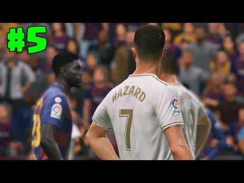 FIFA 20 Барселона бізді ойбайлатты 5