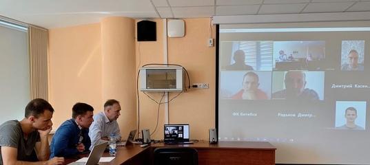 Итоги видеоконференции, посвященной предстоящему юношескому первенству | Футбик.by