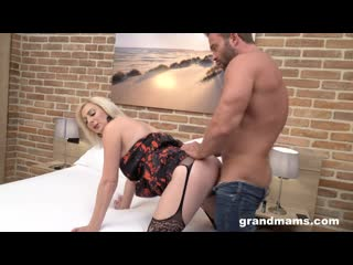 Grand Mams - Classy Mature Fucked By Gigolo