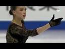 Alina Zagitova Russia SP 2019 ISU Grand Prix Final Figure Skating 720p60