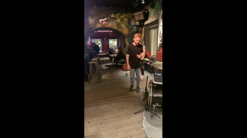 Live: Rock'n'Roll ✪ Bar Café