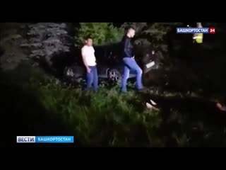 Тела доставали из груды металла- появилось видео с места смертельного ДТП в: автодороги Белебей-НиколаевкаТуймазыБакалы