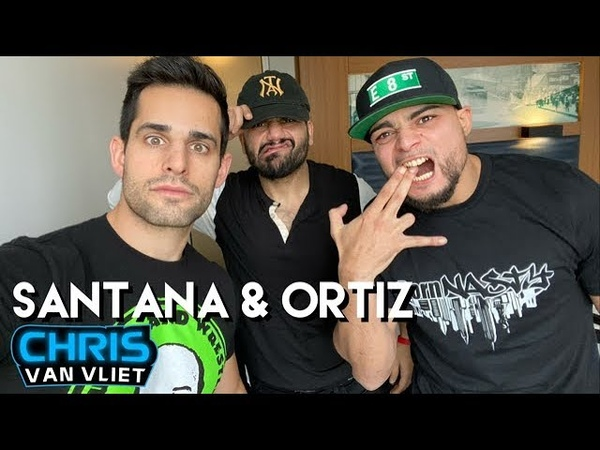 Santana and Ortiz almost signed with WWE The Inner Circle Chris Jericho LAX