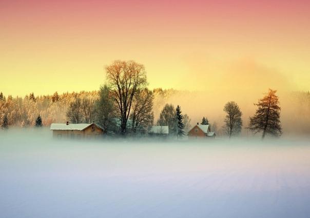 Приметы о тумане: что если туман в новогоднюю ночь, 4 декабря утром, густой в декабре Что предвещает появление тумана в лесу, над лесом, на поверхности воды. К чему резко рассеивается,