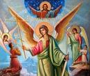 В 18-й главе Евангелия от Матфея сказано Смотрите не презирайте ни одного из малых сих ибо говорю вам что Ангелы их на небесах всегда видят лице Отца Моего Небесного Мф