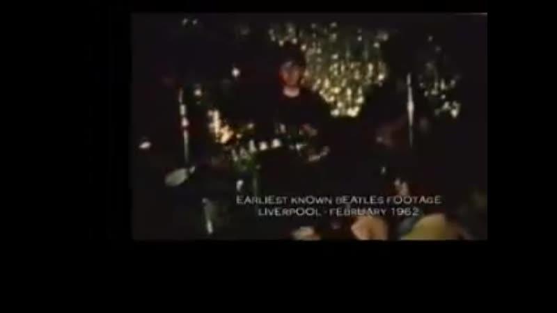 Самое первое (цветное) видео с Битлз и их самые ранние песни (Lily Snape edit)
