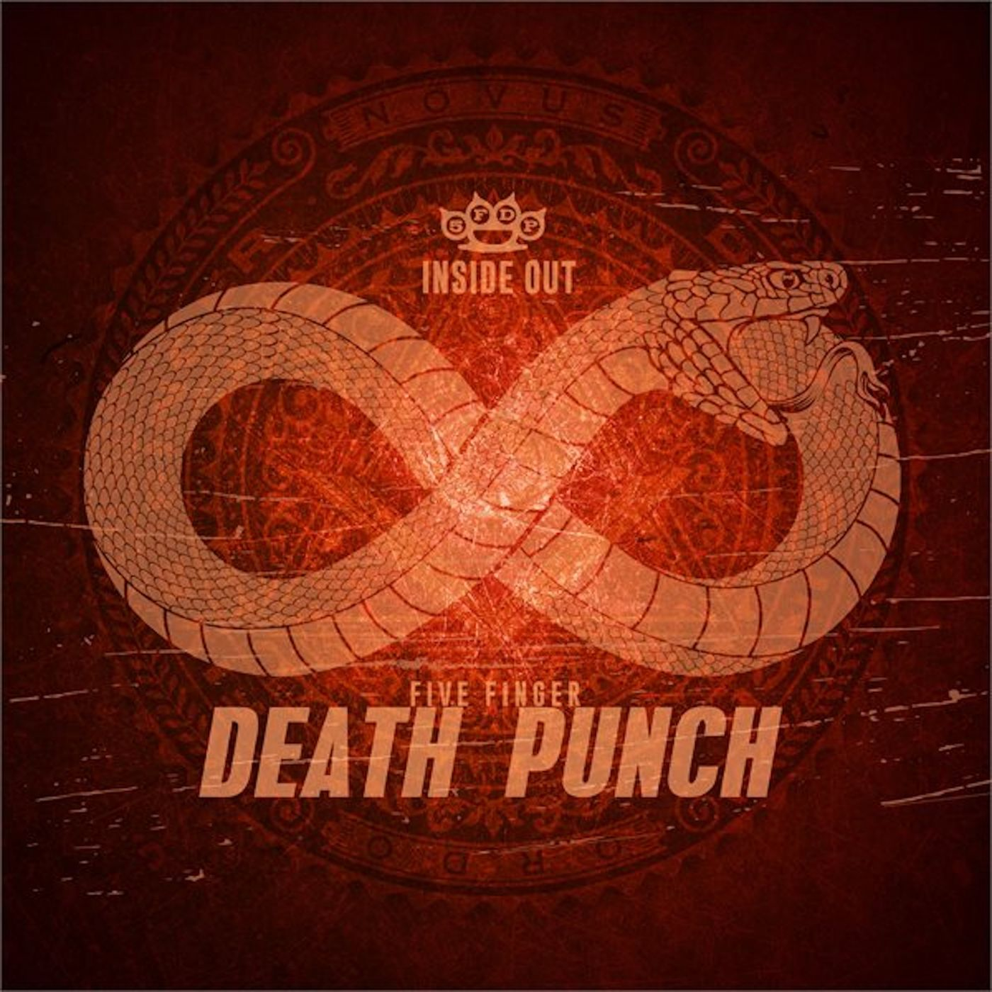 Five Finger Death Punch - Inside Out (Single)