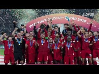 Ливерпуль  победитель клубного чемпионата мира по футболу 2019