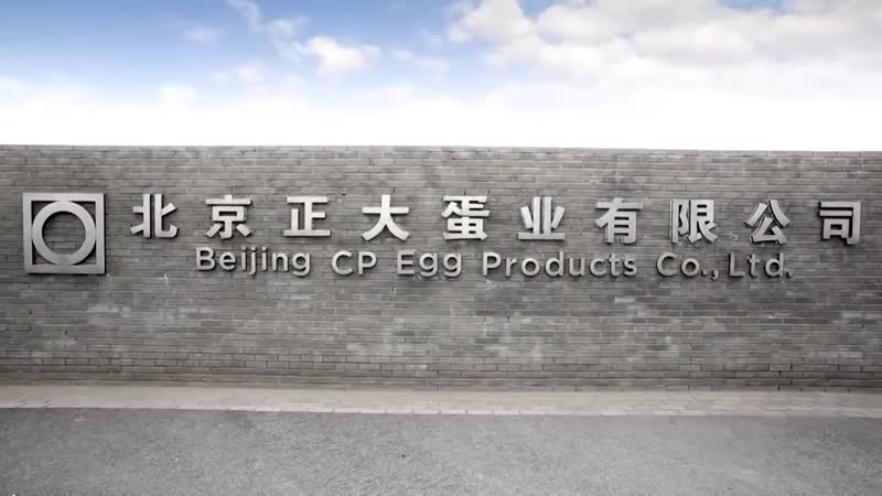 Mega layer poultry farm of CP Group in China, full Automatic and Ecology.mp4