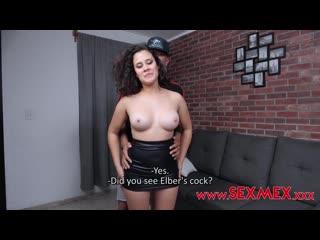 [SexMex] Naomi Hernandez - Trying A Big Dick (NewPorn, Latin, Big Tits, Boobs, Ass, Blowjob, Spanish, Teen, Milf, Anal)