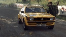 Dirt rally 2 Opel kadett 2 RWD H- нарезка вылетов в конце.