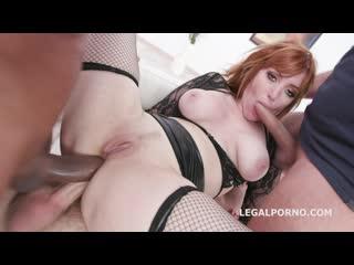 Lauren Phillips - Manhandle, Gets 4on1 Rough Sex GIO1270 | Legal