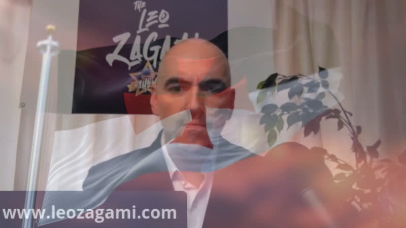 Priory of Sion The Second Coming of Jesus' Magick (The Leo Zagami Show) [AΩ RESTREAM]