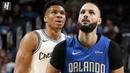 Orlando Magic vs Milwaukee Bucks Full Game Highlights December 9 2019 NBA Highlights Today
