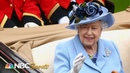 Queen Elizabeth II leads royal procession at 2019 Royal Ascot NBC Sports