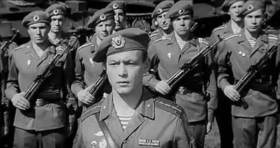 Песня из фильма ОФИЦЕРЫ - От героев былых времен Офицеры - песня из одноименного военно-патриотического фильма 1971 года режиссера Владимира Рогового, созданная творческим дуэтом в составе