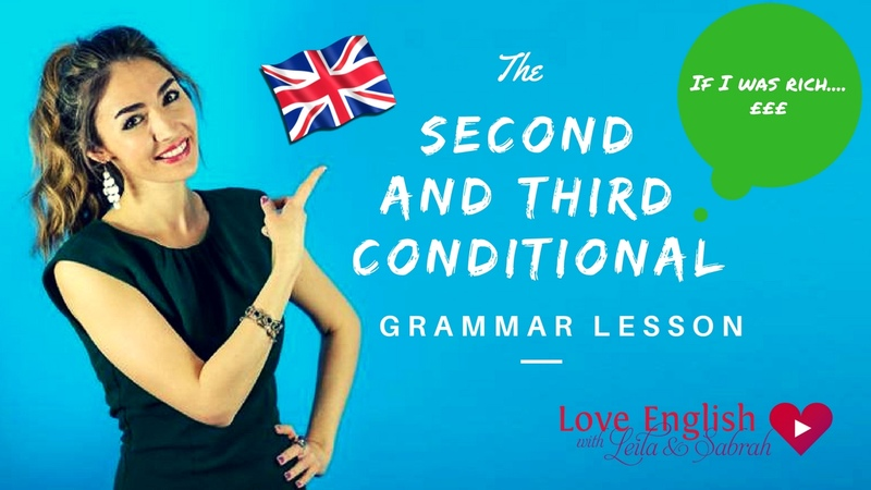 Learn English Grammar FAST The Second and Third Conditional