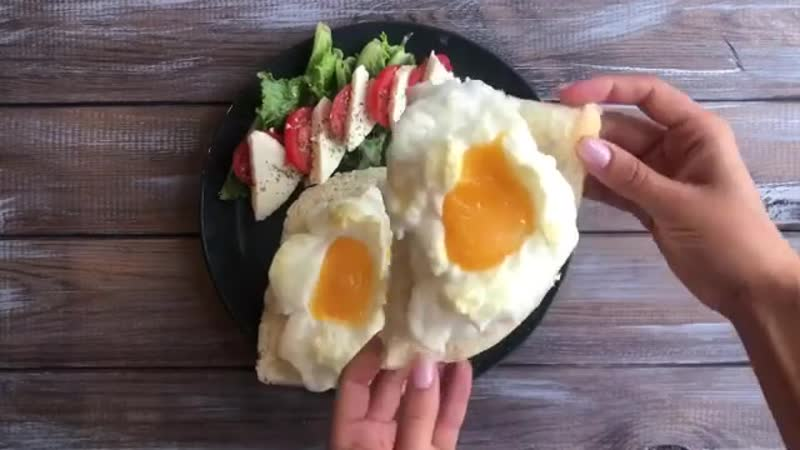 Яйца орсини завтрак аристократов очень эффектное блюдо а готовится проще простого👌🏻 простые