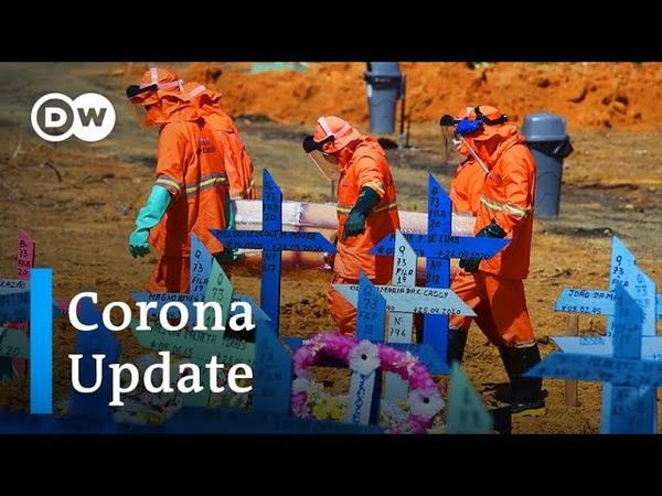 Grenzöffnungen in Europa Genozid an Brasiliens Ureinwohner | Weltweite Corona News