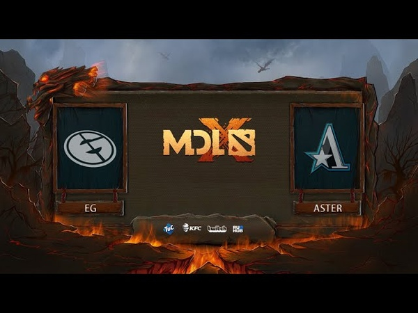 Evil Geniuses vs Team Aster, MDL Chengdu Major, bo3, game 3 [Lex 4ce]