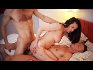 Casey Calvert - Threes a Crowd Part 2 - Anal Sex Double Penetrat