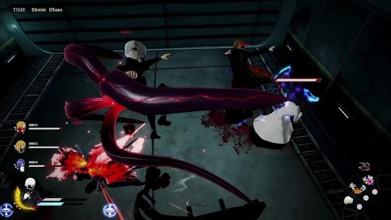 PS4「東京喰種トーキョーグール:re  CALL to EXIST 」モード紹介動画 キャンペーン編