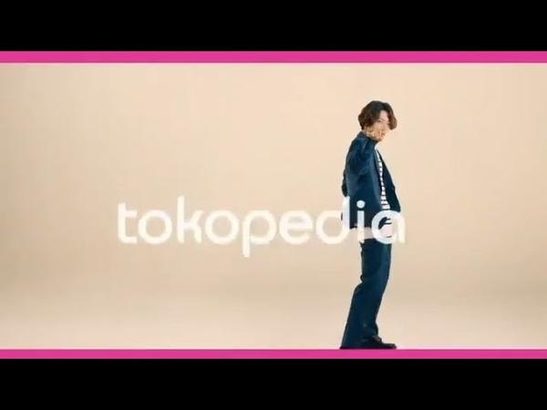 Jung Kook (BTS) x Tokopedia