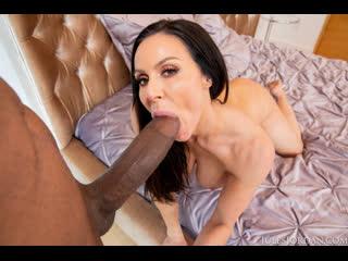 Kendra Lust - Big Tit MILF Star Has A BBC Celebration With Dredd - MILF Big Tits Interracial, Porn
