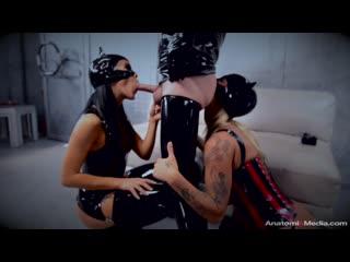 Megan Rain And Kleio Valentien - Sextra Terrestrials