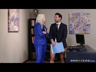 ] Alena Croft - She's A Smooth Operator  [2020 г., Average Body, Big Ass, Big Tits, Blonde, Blowjob
