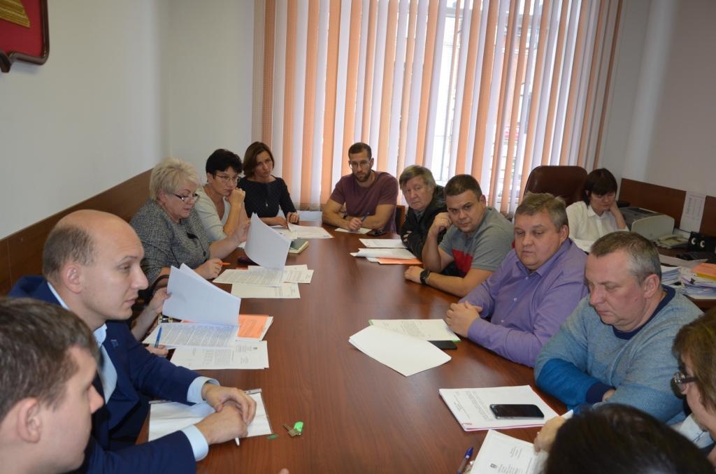 Комиссии Кимрской городской думы рассмотрели ряд актуальных вопросов