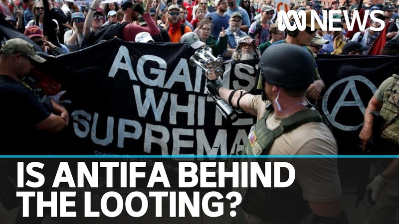 What is Antifa and are they 'domestic terrorists' ABC News