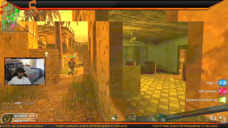 Call of Duty 4: Modern Warfare - canalDMsobrevivendo