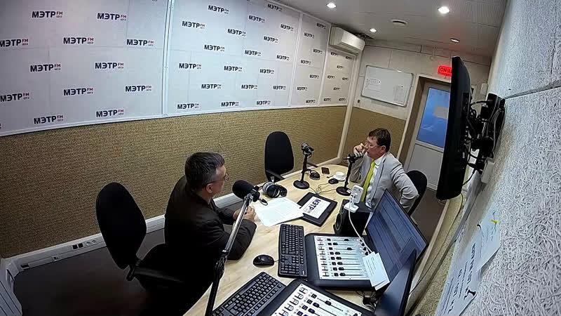 На одной волне телеверсия интервью с министром культуры печати и по делам национальностей Константином Ивановым