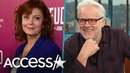 Susan Sarandon And Tim Robbins Son Jokes That It Was Extremely Difficult To Direct His Mom And Da