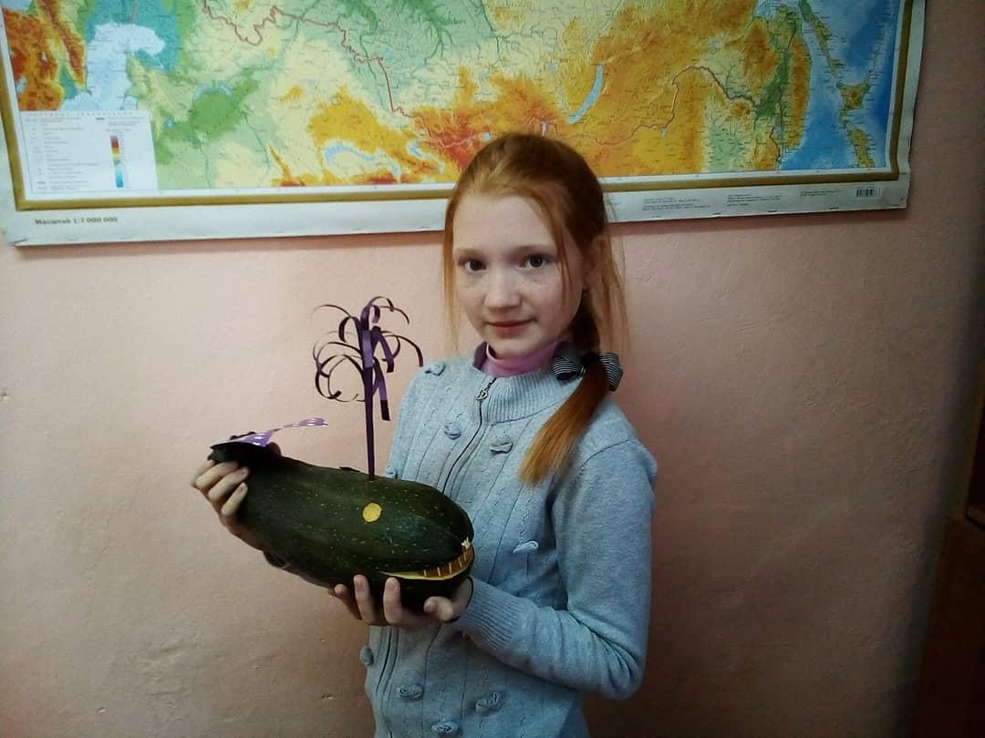 В школе №8 Петровска подвели итоги конкурса «Чудеса осени», в котором участвовали ребята из начальных классов