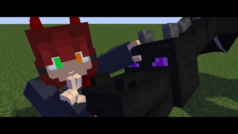 Учусь майнкрафт анимации на Майн-ИматорI study minecraft animation on Mine-Imator