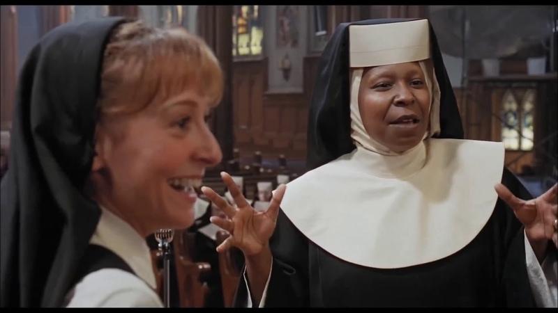 Sister Act Hail Holy Queen Salve Regina Coelitum
