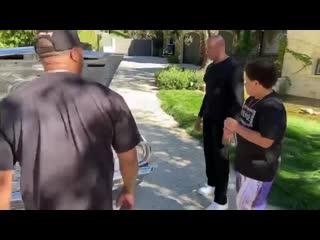Xzibit impresses Dr. Dre with his Impala