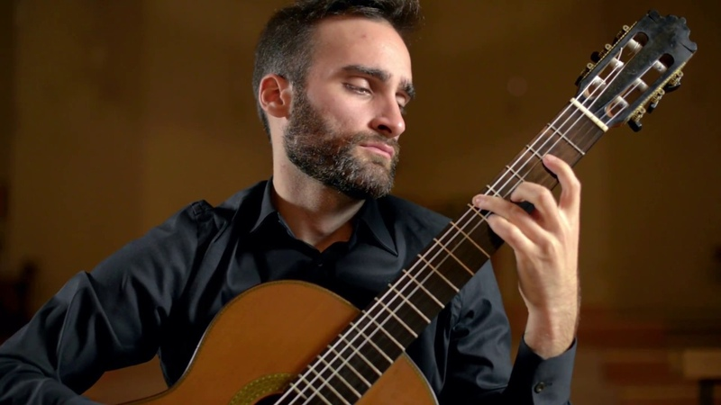 Aquarelle Sérgio Assad iii Preludio e toccatina Brent Crawford Guitar