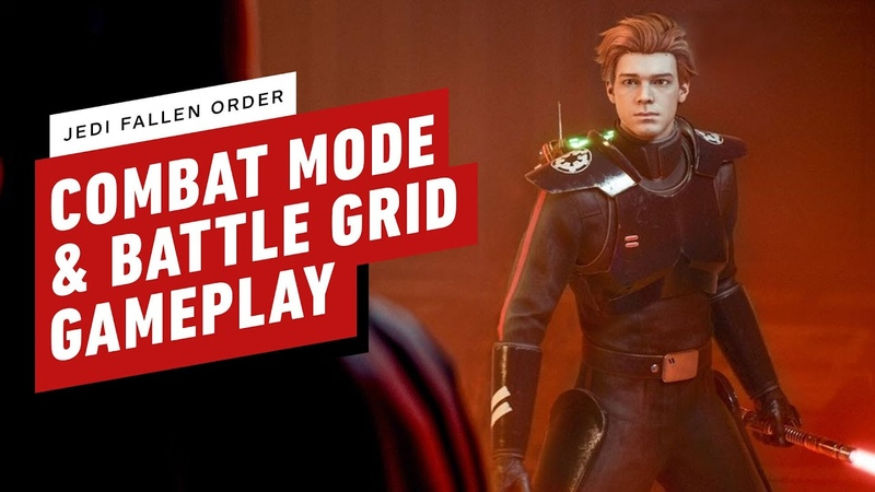 The First 16 Minutes of Star Wars Jedi Fallen Order's May 4th Update Gameplay