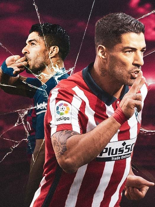 """Суарес уже зажигает в """"Атлетико"""", но """"Барса"""" верно с ним рассталась. Пусть и некрасиво"""
