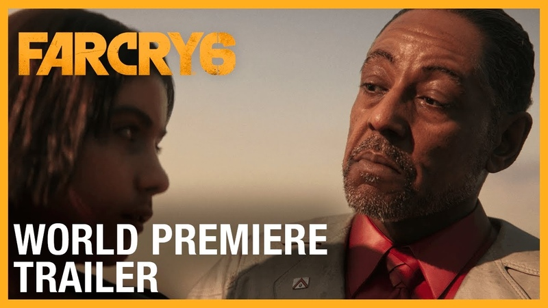 Far Cry 6 World Premiere Trailer UbiFWD July 2020 Ubisoft NA