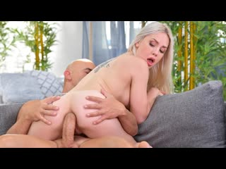 Angie Lynx - Blondes Anal Needs Met (Anal, Big Tits, Blowjob, Blonde, Gonzo, Hardcore, Facial)
