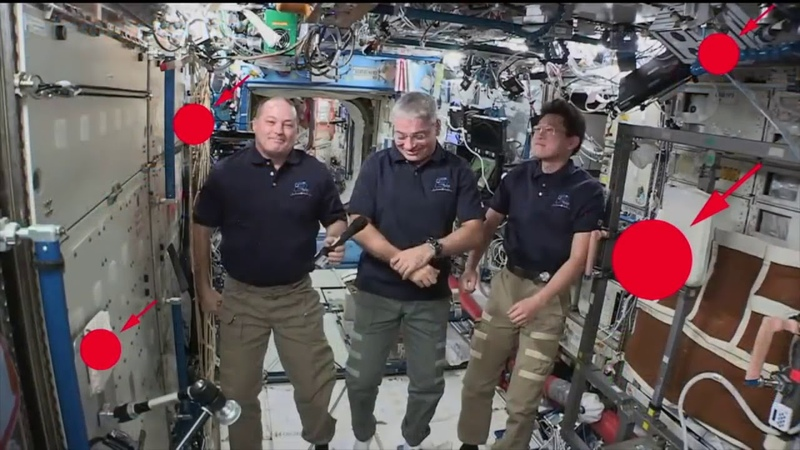 NASA Une double couche dabrutis