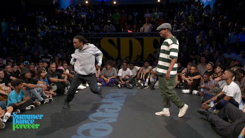 Rochka vs Jimmy Yudat TOP 12 Hiphop Forever Summer Dance Forever 2019