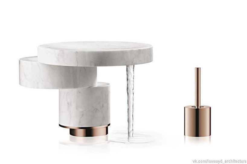 david adjaye   jean marie-massaud among creatives who re-imagine faucet for AXOR waterdream