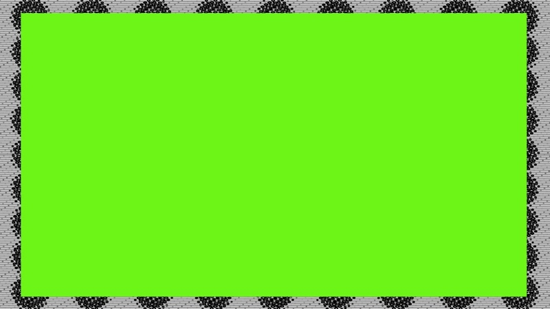 Green screen free video frame 30 with no copyright music free production
