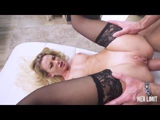 Isabelle Deltore - Her Limit (2020) [MILF, HerLimit, Claire, Blonde, Deep Throat, All Sex, Hardcore, Blowjob, Anal, Lingerie]