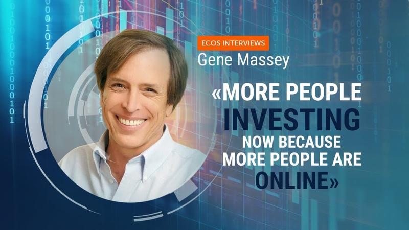 Gene Massey Global leader in crowd funding strategies ECOS Interviews